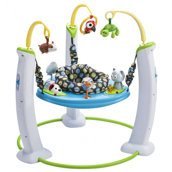 ExerSaucer Jumper Animais - Evenflo