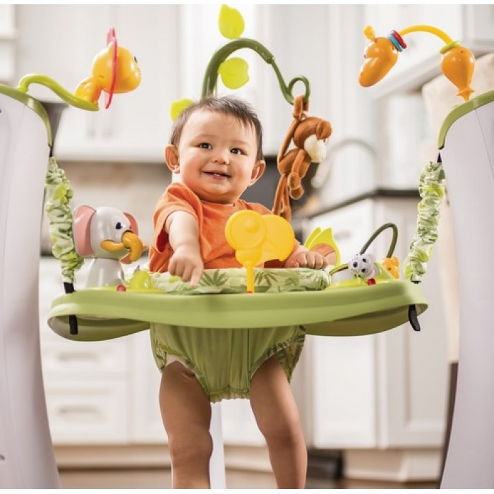 ExerSaucer Jumper Safari - Evenflo