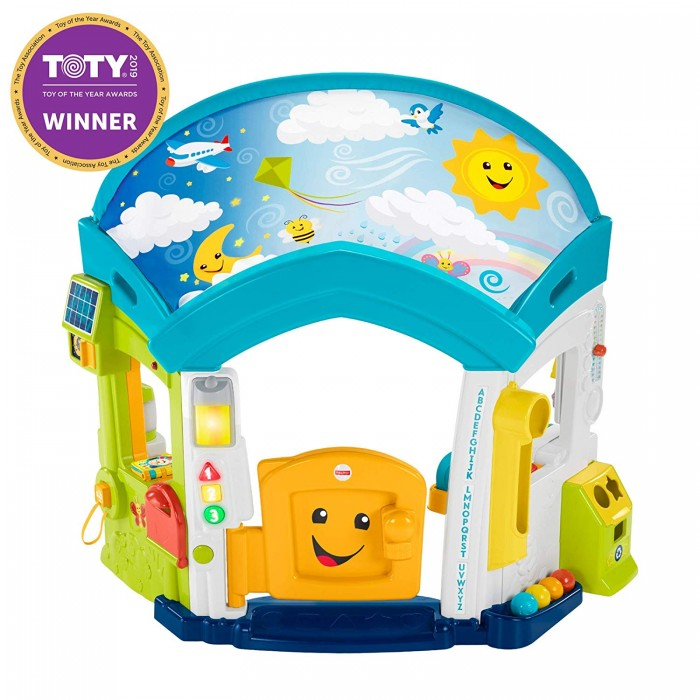 Casa Laugh & Learn- Fisher Price *Selo 2019*