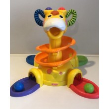 Girafa Brincalhona- Fisher Price