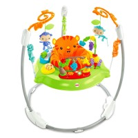Jumperoo Floresta Tropical - Fisher Price