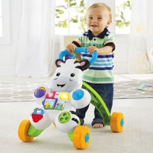 Apoiador Zebra - Fisher-Price