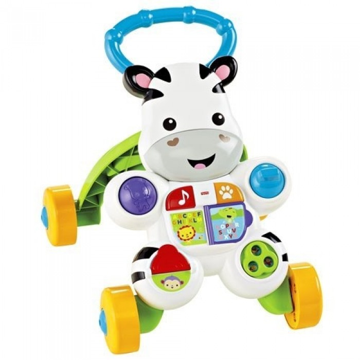 Apoiador Zebra - Fisher Price