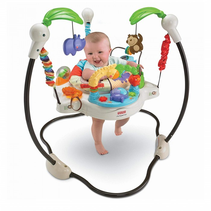 Jumperoo Luv U Zoo - Fisher Price