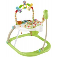 Jumperoo Floresta Animada - Fisher Price