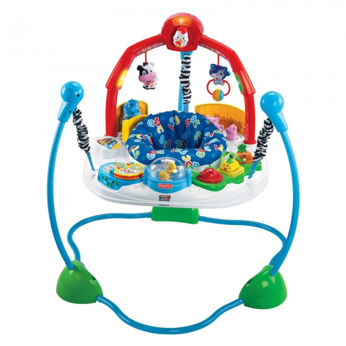 Jumperoo Laugh And Learn - Fisher Price