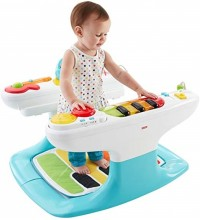 Jumperoo Piano 4 em 1- Fisher Price