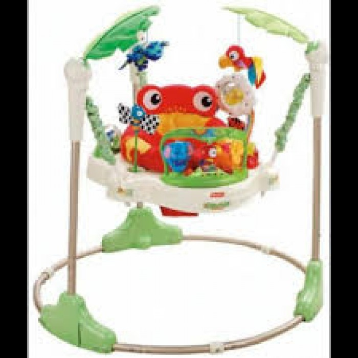 Jumperoo Rainforest - Fisher-Price