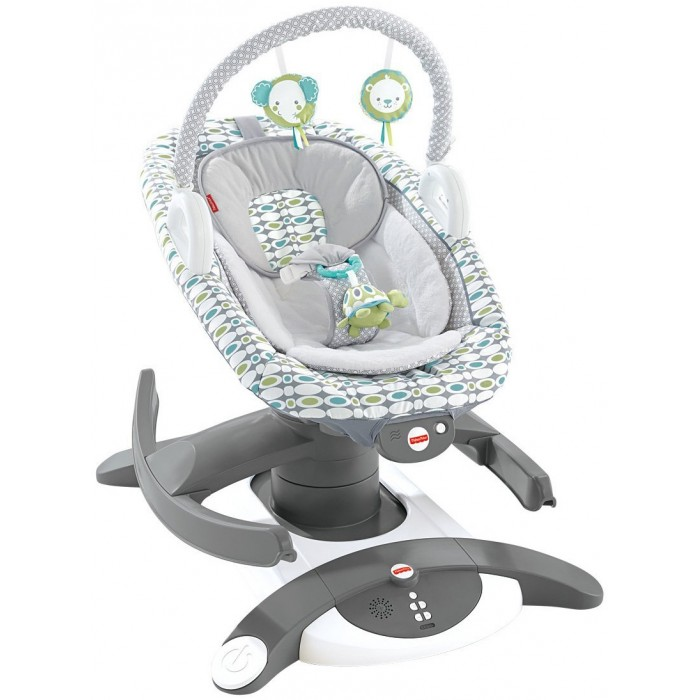 Bouncer 4 em 1 Fisher-Price