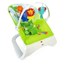Nova Cadeira Amigos Da Floresta - Fisher Price
